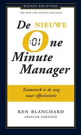 De nieuwe one minute manager | Kenneth Blanchard |