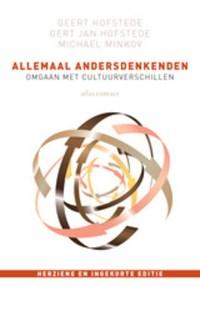 Allemaal andersdenkenden   Geert Hofstede ; Gert Jan Hofstede ; Michael Minkov  