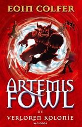 Artemis Fowl De verloren kolonie