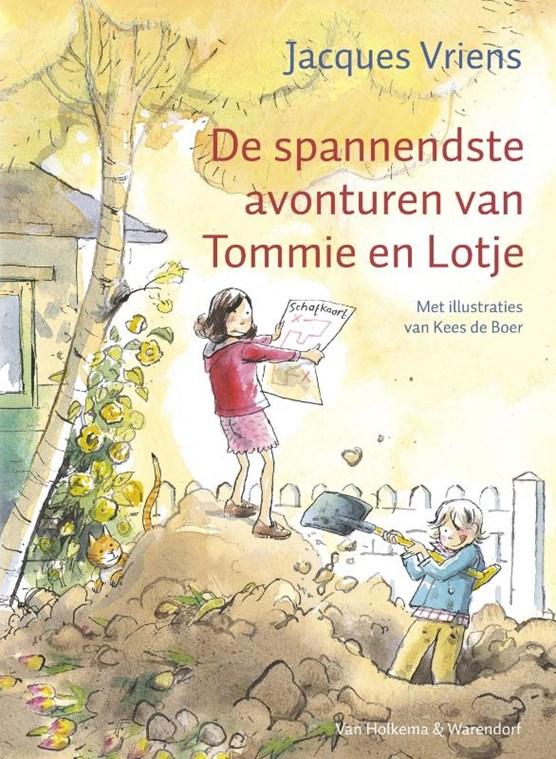 De spannendste avonturen van Tommie en Lotje