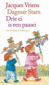 Drie ei is een paasei | Jacques Vriens |