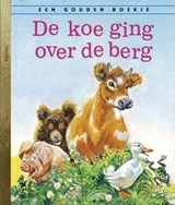 De koe ging over de berg | J. Krinsley |