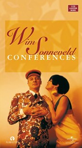 Wim Sonneveld conference's 2 CD's