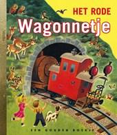 Het rode wagonnetje Gouden Boekjes