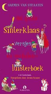 Het Grote Sinterklaas versjes en verhalen-luisterboek