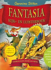 Fantasia, Boek 64 pag.+ 3 CD's | Geronimo Stilton |