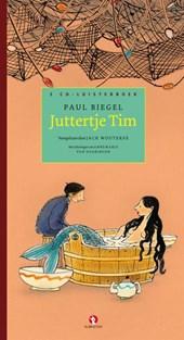 Juttertje Tim, luisterboek, 3 CD's