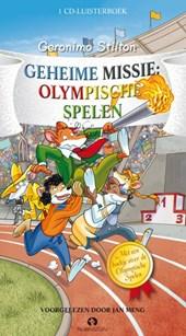 Geheime missie: Olympische spelen, CD