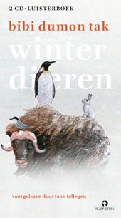 Winterdieren, luisterboek, 2 cd's voorgelezen door Toon Tellegen