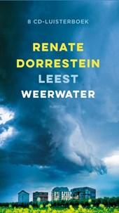 Weerwater, Luisterboek 8 cd's, voorgelezen door Renate Dorrestein