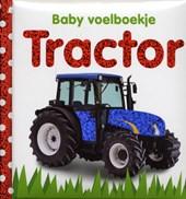 Baby voelboekje: tractor