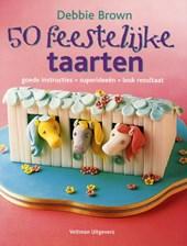 50 Feestelijke taarten