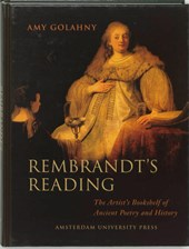 Rembrandt's Reading | A. Golahny |
