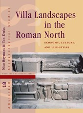 Amsterdam Archaeological Studies / Villa Landscapes in the Roman North