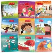 Kleuters samenleesboeken informatief jaarpakket