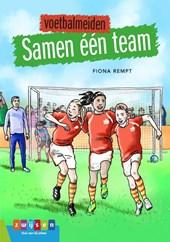 Voetbalmeiden Samen één team