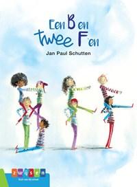 Een B en twee F'en | Jan Paul Schutten |