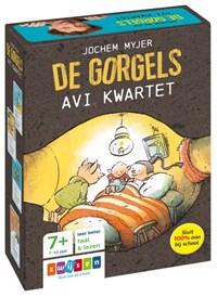 De Gorgels AVI kwartet   auteur onbekend  