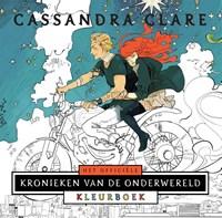 Het officiële Kronieken van de Onderwereld kleurboek | Cassandra Clare |