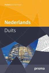 Prisma pocketwoordenboek Nederlands-Duits