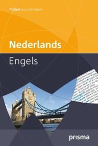 Prisma pocketwoordenboek Nederlands-Engels | A.F.M. de Knegt ; C. de Knegt-Bos |