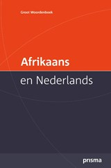 Prisma groot woordenboek Afrikaans en Nederlands | Willy Martin |