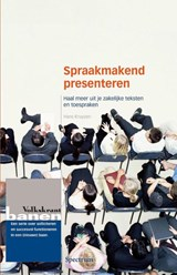 Spraakmakend presenteren | Hans Kruyzen |