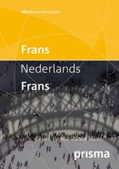 Prisma miniwoordenboek Frans-Nederlands Nederlands-Frans