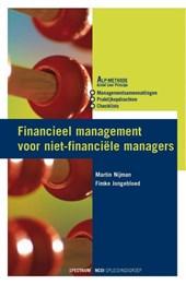 Financieel management voor de niet financiële manager - NCOI