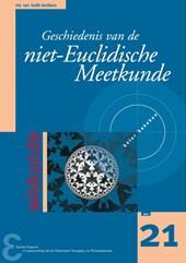Zebra-reeks Geschiedenis van de niet-Euclidische Meetkunde