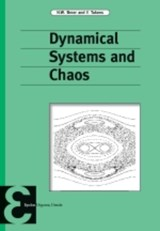 Epsilon uitgaven Dynamical Systems and Chaos | H.W. Broer ; F. Takens |