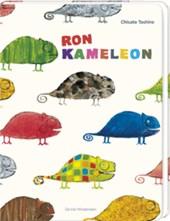 Ron Kameleon kartoneditie. Volledig verhaal in stevige, kartonnen uitvoering