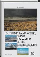 Duizend jaar weer, wind en water in de Lage Landen 1 tot