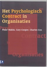 Het psychologisch contract in organisaties | P.J. Makin |