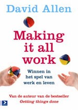 Making it all Work | David Allen |