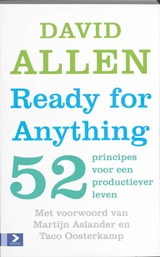 Ready for Anything | David Allen |