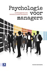 Psychologie voor managers | Manon Bongers |