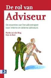 De rol van adviseur