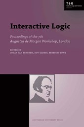 Texts in Logic and Games Interactive Logic