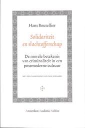 Solidariteit en Slachtofferschap