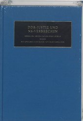 Nazi Crimes on Trial DDR-Justiz und NS-Verbrechen