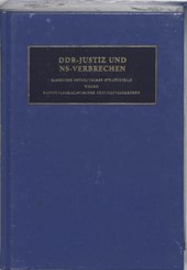 Nazi Crimes on Trial DDR-Justiz und NS-Verbrechen