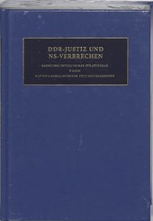 Nazi Crimes on Trial DDR-Justiz und NS-Verbrechen IX