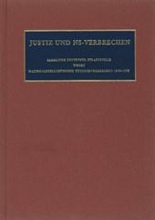 Nazi Crimes on Trial Justiz und NS-Verbrechen XXXVII
