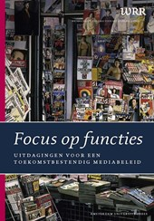 WRR Rapporten Focus op functies