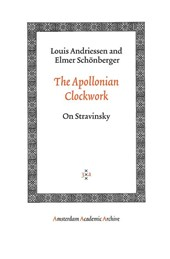 Amsterdam Academic Archive The Apollonian Clockwork