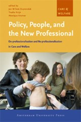 Policy, People and the New Professional | auteur onbekend |