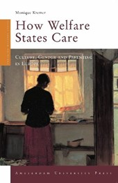 Changing Welfare States How Welfare States Care