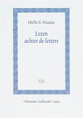 Amsterdam Academic Archive Lezen achter de letters