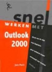 Snel werken met Outlook